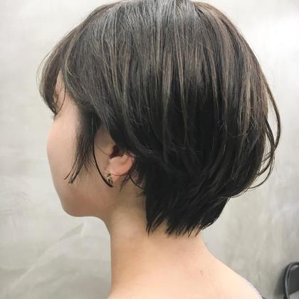 🧡期間限定🧡似合わせカット&キューティクル補修トリートメント¥2980