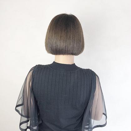 🌟超髪質改善🌟TOKIOインカラミ縮毛矯正+カット💗クセが気になる、でも髪への負担はもっと気になる方にオススメ!