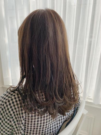 🌟【髪のダメージが気になる方】似合わせカット&5stepMILBONモイスチャートリートメント🌟