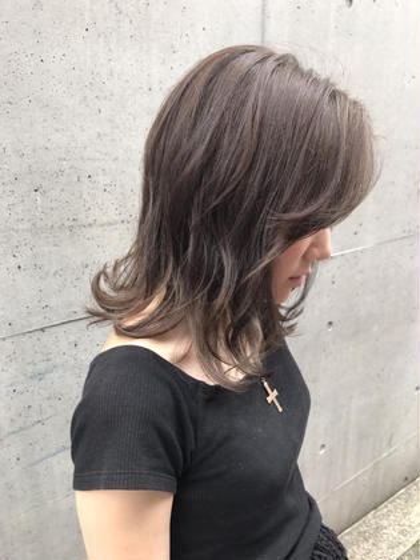 nora hair salon所属・たゆのスタイル