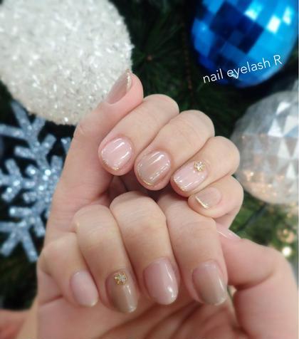 当日予約もOK  #ニコジェル #ピンクネイル #冬ネイル #結晶ネイル nail &eyelashRの