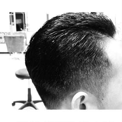 クラシカルな、メンズカットも是非! 海外ではこのヘアスタイルが多いです! 豊浦翔太のメンズヘアスタイル・髪型