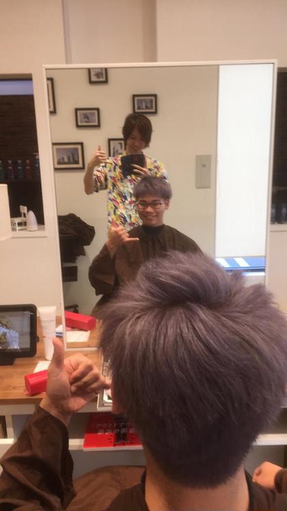 EARTH長崎時津店所属の川口真明のヘアカタログ