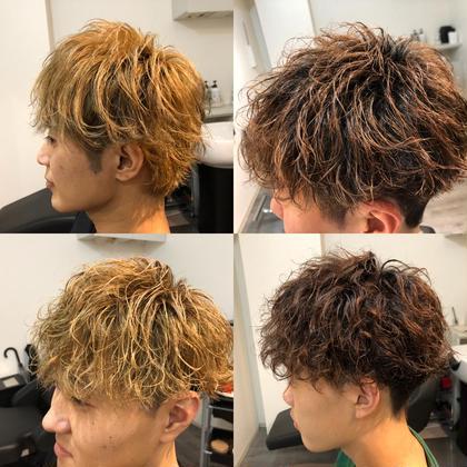 ㊙️😈ブリーチ毛だけどパーマしたい人必見😈㊙️