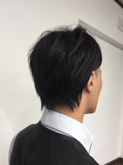 澁澤純のメンズヘアスタイル・髪型