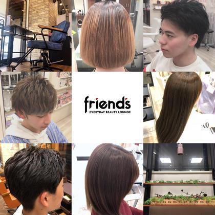 friend's手稲店所属・三谷親輝のスタイル