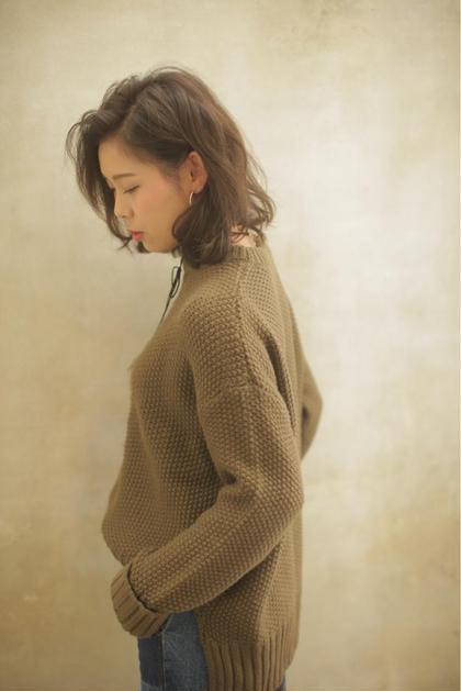 カジュアルフェミニン Aura野田阪神店所属・長尾雛子のスタイル