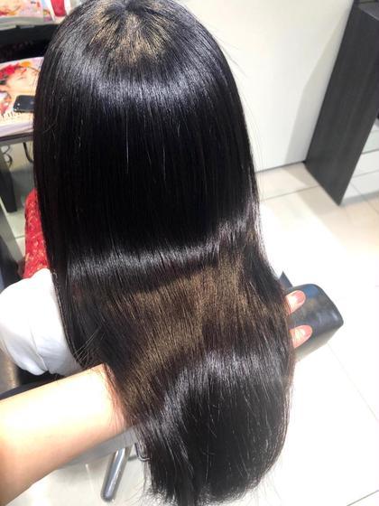 🌈予約殺到🌈ブリーチ毛おすすめ❤️髪を内側から艶髪に❤髪質改善トリートメント❤