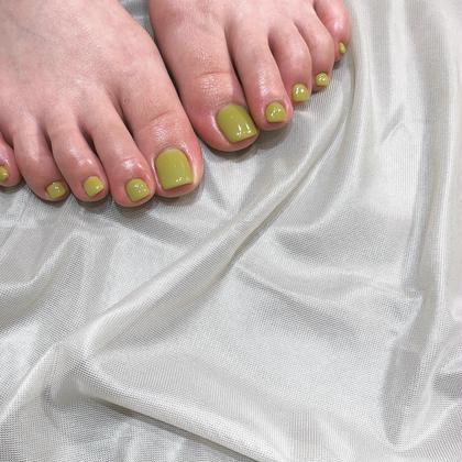 Foot nail / ワンカラー