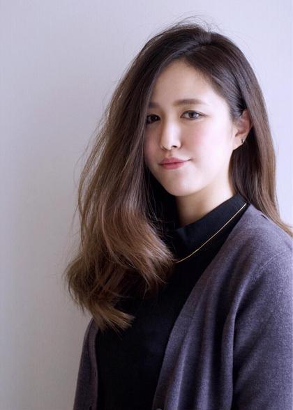 ナチュラルグラデーションカラー^_^ Total Beauty LIT所属・永山諒のスタイル