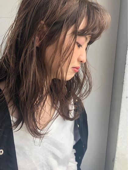 大人気💎カット+カラー+高濃度ヘアエステ (期間限定30%offキャンペーン中)