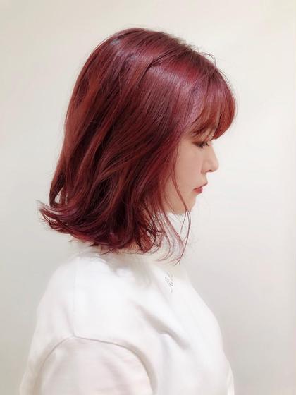 【🌿オススメ🌿】カット+カラー+髪質改善トリートメント