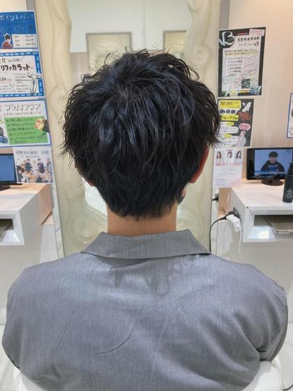 【25周年企画】メンズカット