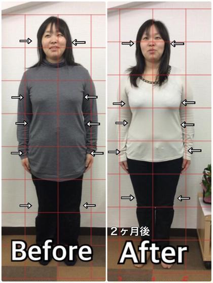 Salon.salon.所属の早川友規のエステ・リラクカタログ