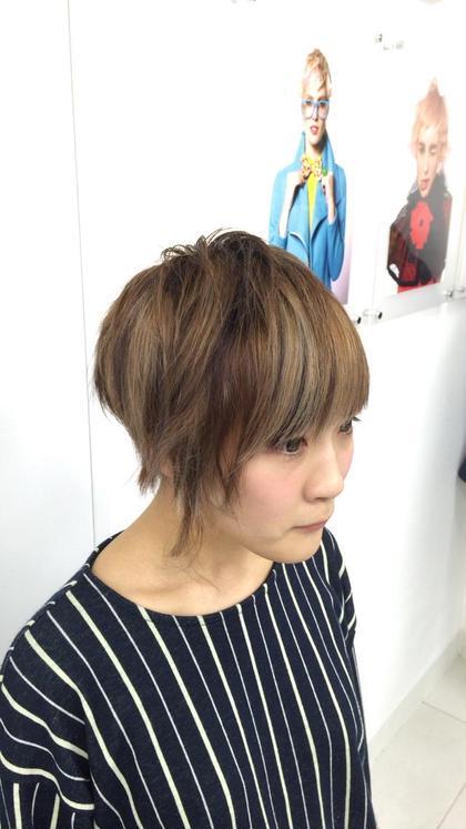 ハイライト#ローライト#秋カラー lucia所属・スタイリストShinyaのスタイル