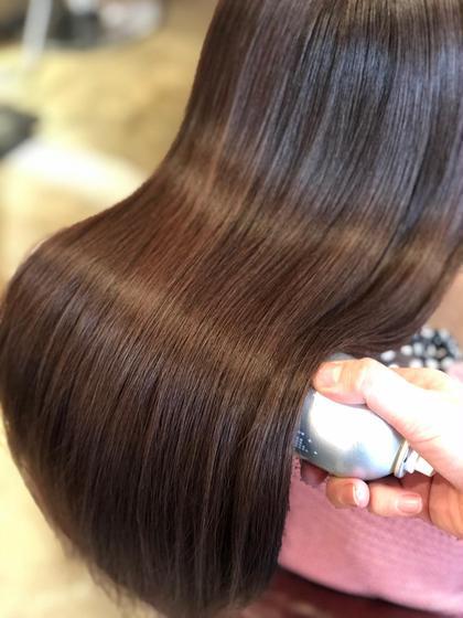 40%OFF23000円→12500円[初回限定] ✨髪質改善 毛髪形状ケア ✨「サブリミック 」+カット+カラー