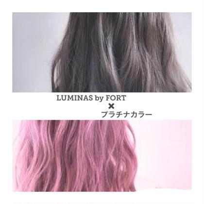 ☘【全員】✨カット +カラー+プラチトリートメント✨