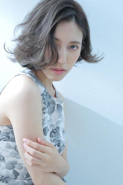 【学割U24★女性限定】カット+艶髪トリートメント¥4000