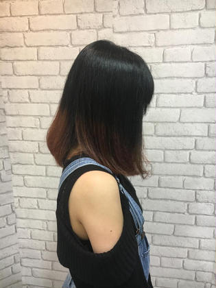 WILL美容室駅前店所属・松下優美のスタイル