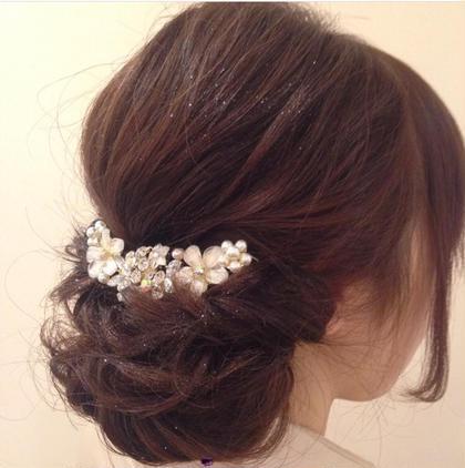 結婚式アップ✨ e.m.a INTERNATIONAL所属・紙野可愛のスタイル