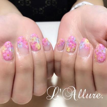 お花 フラワー ピンク カラフル