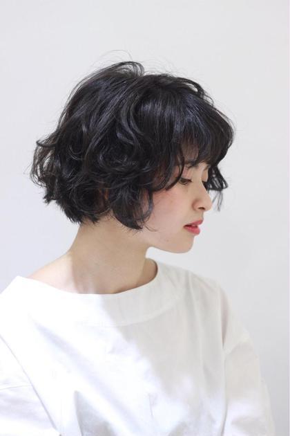 💇🏻♀️平日・日曜限定✂️似合わせカット(ショートボブ〜ボブ)シャンプー・ブロー込み