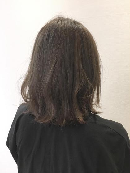 新規🍀【ミニモ限定】カット&髪質改善チューニング¥4015