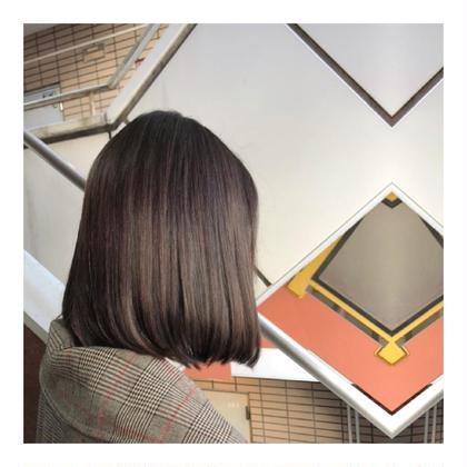 【髪質改善エステメニュー🌿】似合わせカット&酸熱トリートメント&炭酸ケア