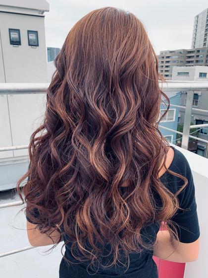 🌈【僕のオススメ話題のカラー】🌈🥥+oggi otto8ステップトリートメント✨髪に優しいを💡