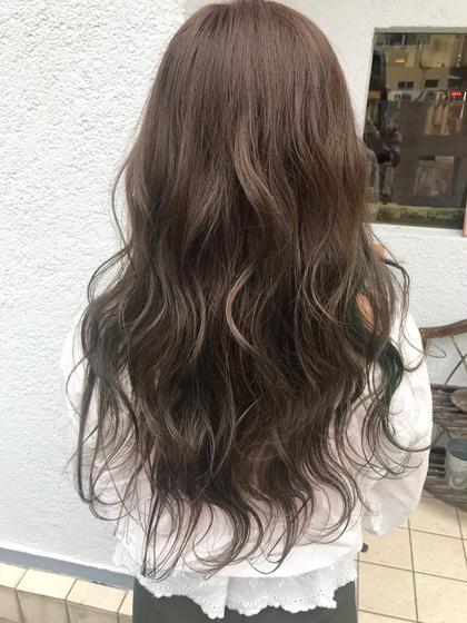 hair salon Regina所属・やなせまりのスタイル