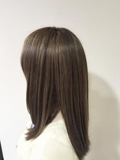 チューニング「髪質改善」