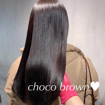 【💗🧸髪の広がりでお悩み解消🐻💗】髪質改善トリートメント+カラー✨✨艶々モデルさんのような髪目指しましょう💕