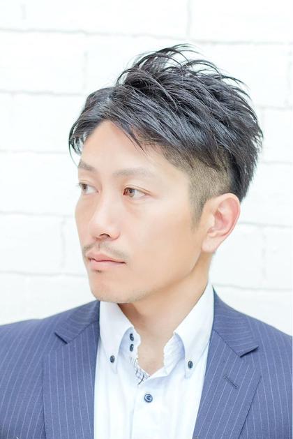 <新規>【男性限定】カット+炭酸泉orクレンジング