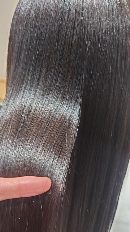 ⬛カット+髪質改善トリートメント⬛