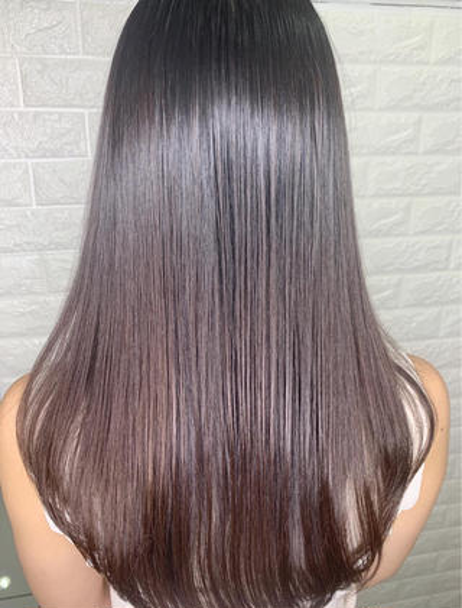 プラチナ髪質改善サイエンスアクア✨
