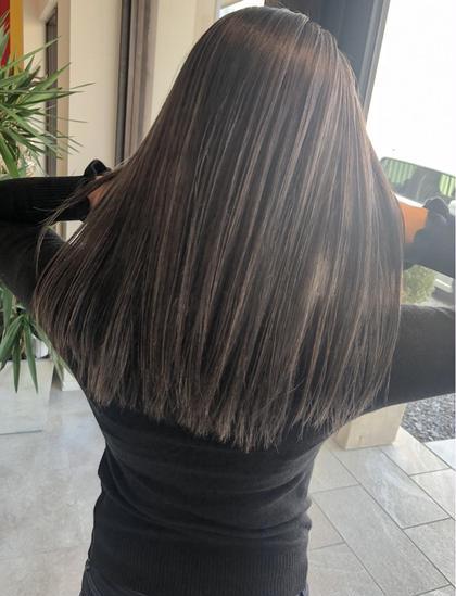 【コテ巻きする方はコレが一番、映える❗️🇺🇸】3Dハイライト&髪の美容整形トリートメント