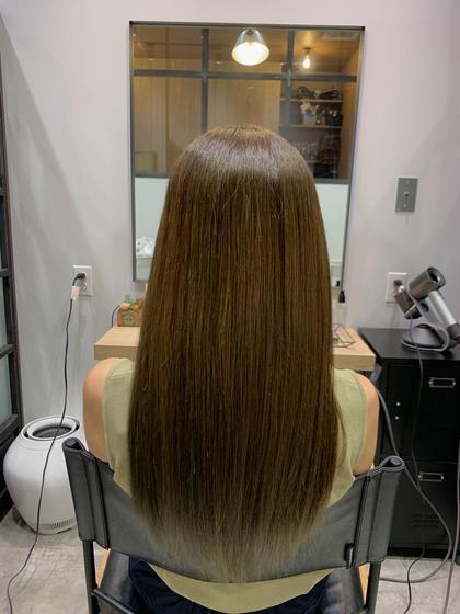 ⭐︎髪質改善縮毛矯正⭐︎カットご希望のお客様は、+1100円です。メッセージ欄に「カット希望」と記入おねがい致します