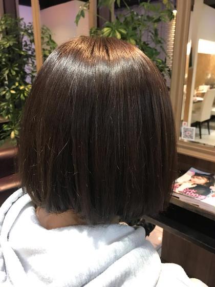 ラシエル両国店所属・内田静佳のスタイル