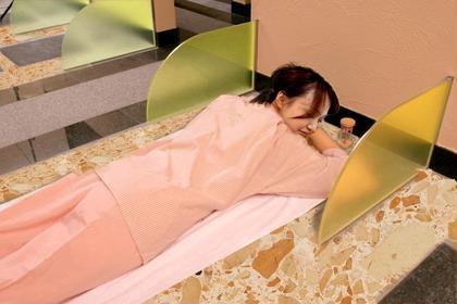 【学割U24】新規 岩盤浴(120分)¥3100→¥1790 ★学生さん応援プライス¥200オフ