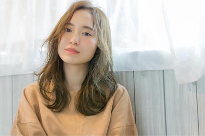 ✴️ミディアムレイヤー✴️ Hair Frais Make Aura店所属・北田裕樹のスタイル