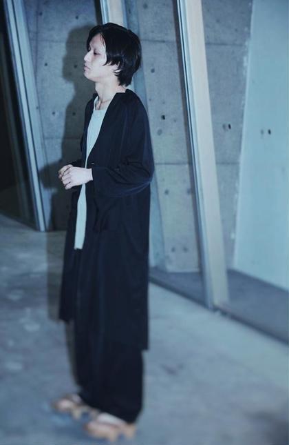 モードな雰囲気。 Libra241+n所属・脇阪宏幸のスタイル