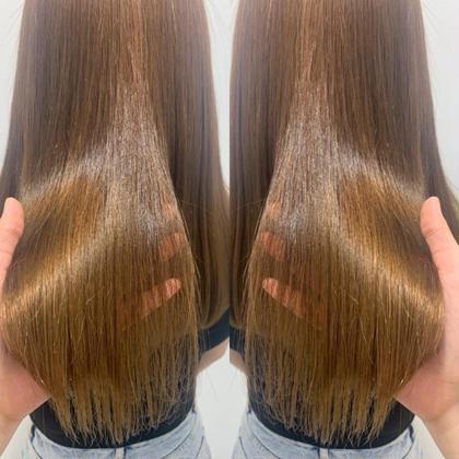 💛さら艶・美髪になりたい方必見💛カット&髪質改善トリートメント(再来の方+¥3300)