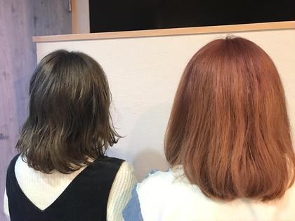 『平日限定』カット&カラー