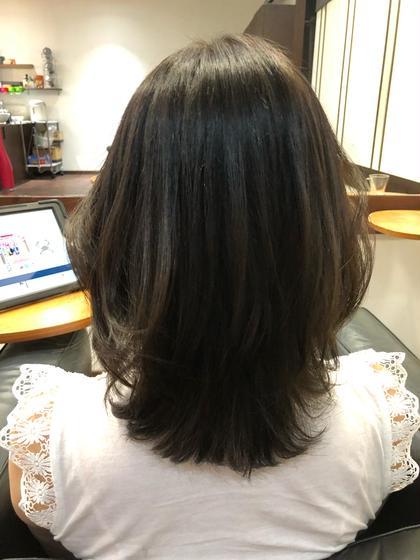 髪質改善トリートメント エイジング毛でお困りの方など!