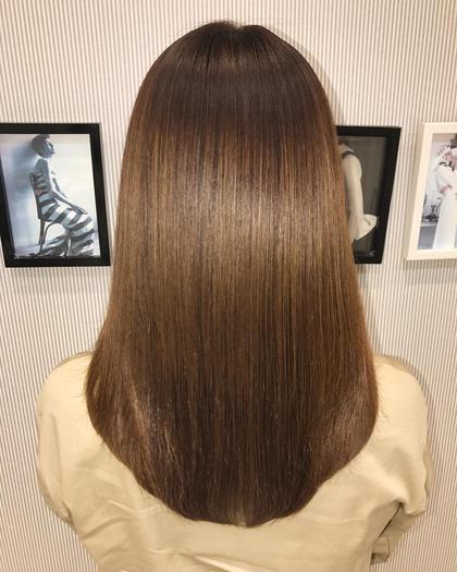 💝前髪縮毛矯正💖➕前髪カット➕ケアトリートメント➕ヘッドスパ