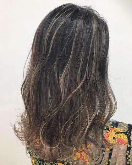 2月特別価格❣️話題の髪質改善ハイライトカラーが半額❣️2000円税込❣️トリートメントもムラシャンも無料
