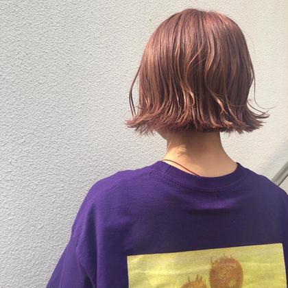 🌸新生活おすすめ🌸似合わせカット&ブリーチ&外国人風カラー&トリートメント