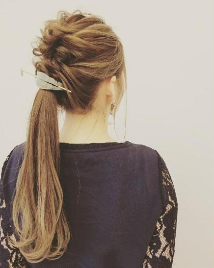 haircare salon HOLGA所属・八巻成美のスタイル