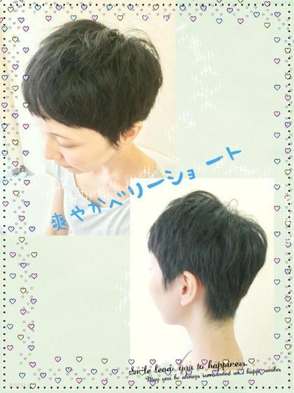 骨格にあったスタイルを提案します! 美容室LA・BEAU所属・大泉千秋のスタイル