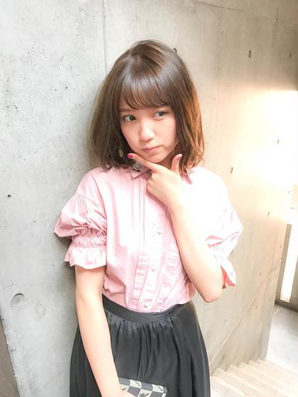 ミディアム AKB48加藤玲奈様